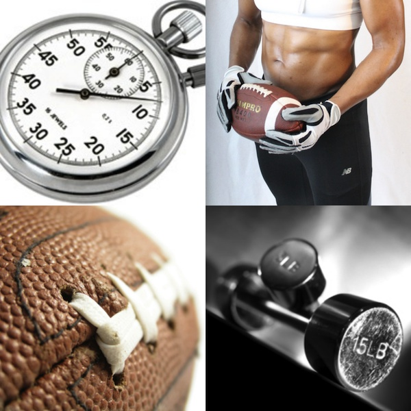 The FREE Gridiron 30 day fitness challenge