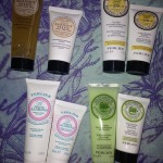Review: Perlier Shower and Body Cream Travel Kit