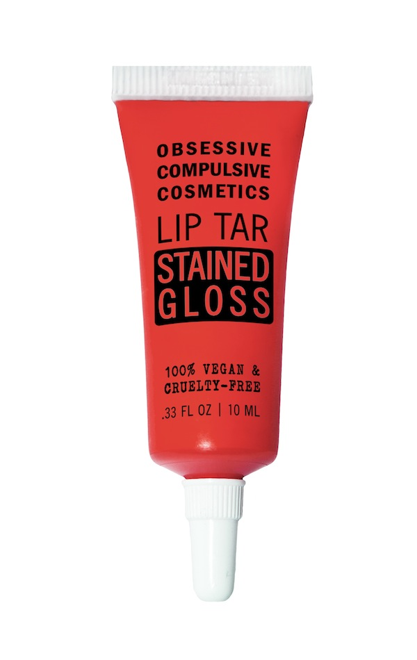 Obsessive Compulsive Cosmetics lip tar: stained lip gloss