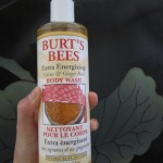 Review: Burt's Bees Extra Energizing Citrus and Ginger Root Body Wash