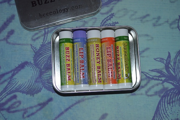 Beecology Buzz Balm, honey balm, lip balm Review