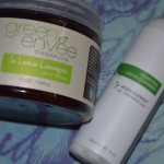 Review: Green Envee Organics Body Scrub + Cream Cleanser