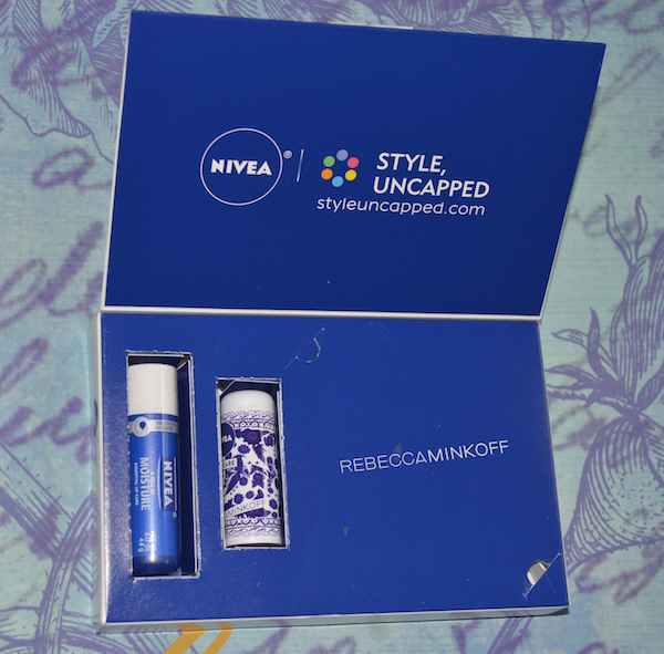 NIVEA Style Uncapped Lip Care