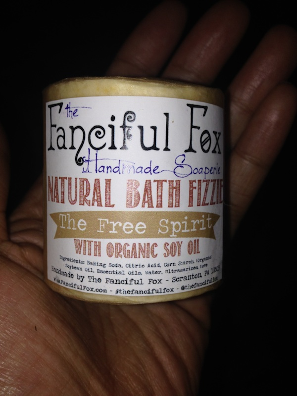 Fanciful Fox Bath Fizzies Review