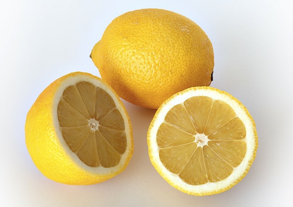 Beauty Food: Lemons