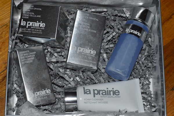 Limited Edition La Prairie GLOSSYBOX