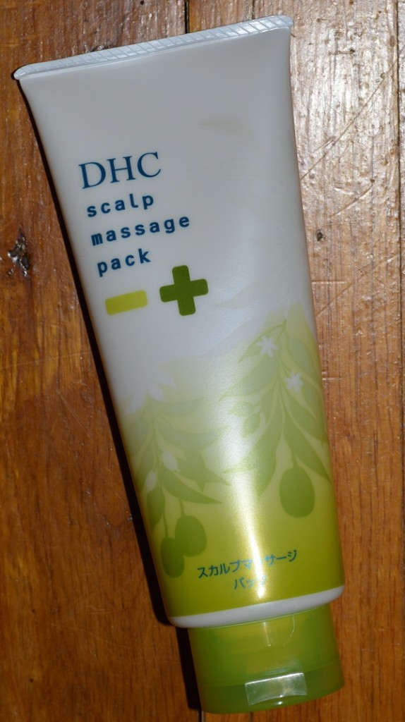 DHC Scalp Massage Pack