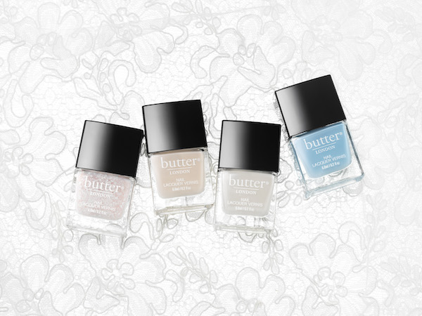 butter LONDON Launches Bridal Set at Monique Lhuillier Bridal
