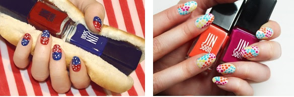 July 4 nail art tutorial