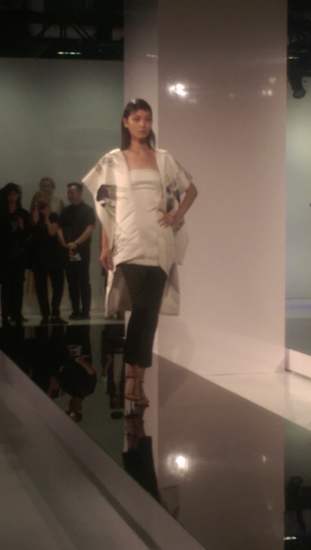 New York Fashion Week Josie Natori