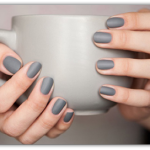 Looking Polished: Nonie Creme Colour Prevails Nail Lacquer in Mr. Big