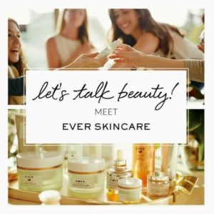 Join EVER Skincare Team New York City