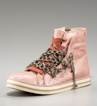 What I want now: UES Chain High-Top Sneakers