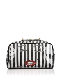 Betsey Johnson Eye Spy Large Cosmetic Case