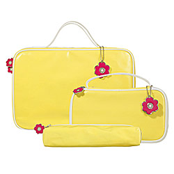 Sephora Yellow Poppy Bag Collection