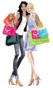 Shopping at Sheckys