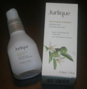 Jurlique enzyme exfoliant