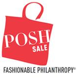 posh sale fashionable philanthropy