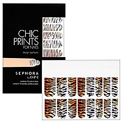 Opi Chic Prints Minx Nails