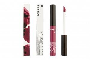 Raspberry Liquid Lipstick berry