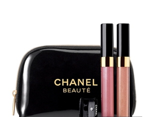 Chanel Glossimer Duo Les Deux Levres Scintillantes