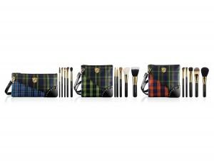 Tis the Season for MAC Tartan Tale collection, Brush Bags