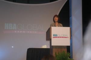 Pamela Baxter, President/CEO LVMH Group