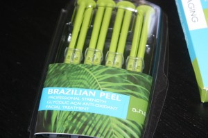 AHA life brazilian peel