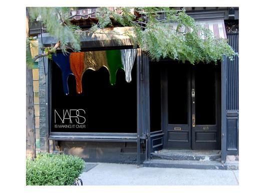 nars retail store nyc