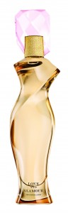 JLO- Love and Glamour Bottle