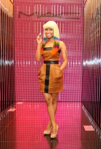 Nicki Minaj MAC cosmetics