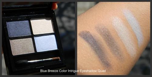 Elizabeth Arden Blue Breeze Color Intrigue Eyeshadow Quad