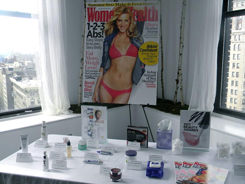 Womens Health Beauty Awards