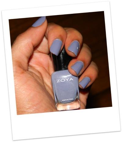 Zoya Caitlin Nail Polish Swatch