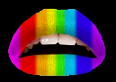 Violent Lips Rainbow Pride Special
