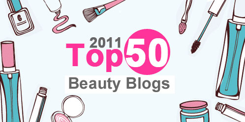 Lipstick and Luxury Top 50 beauty blog 2011