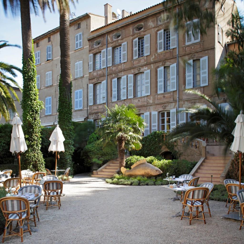 Christian Dior Saint Tropez Store