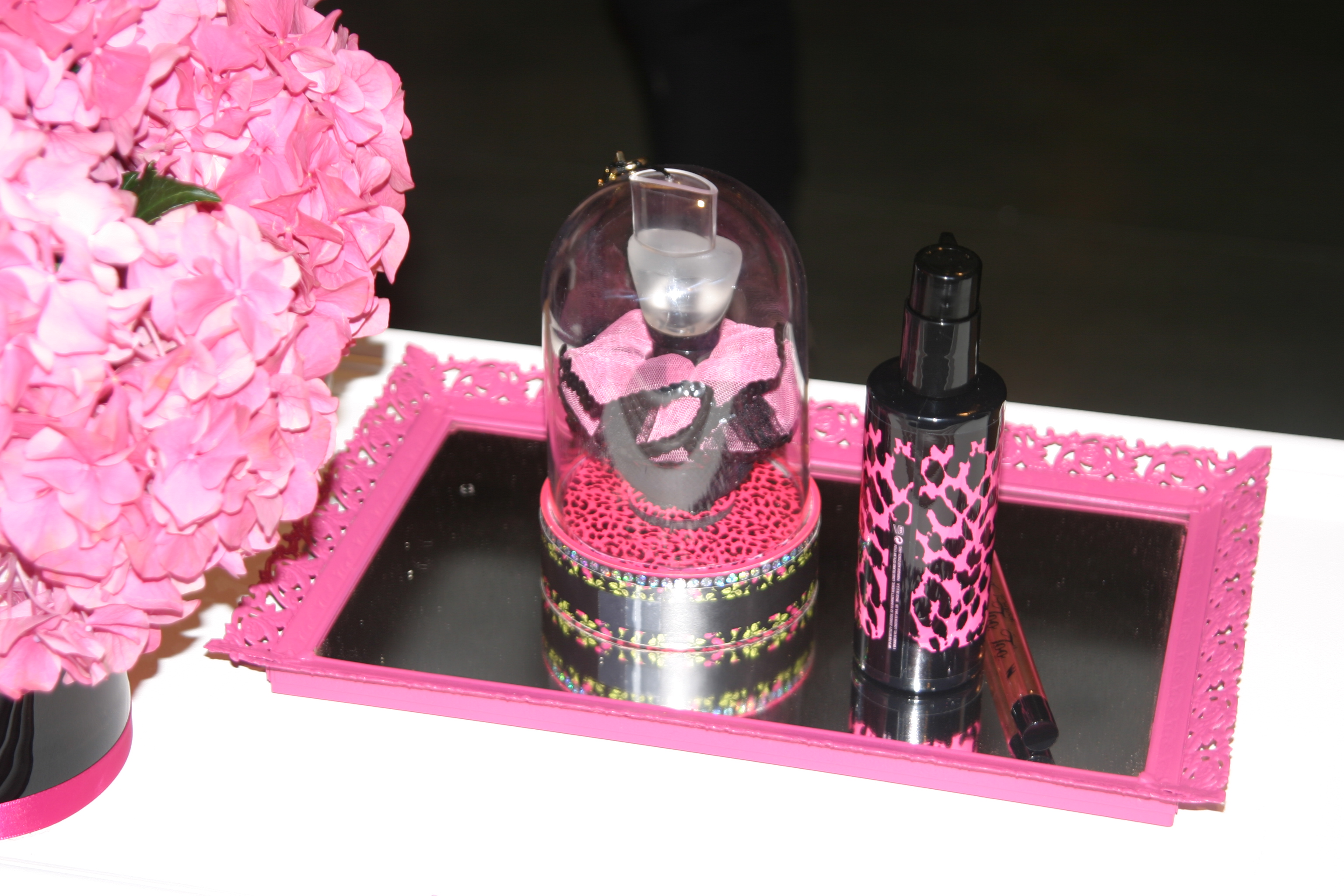 Betsey Johnson Too Too perfume event preview
