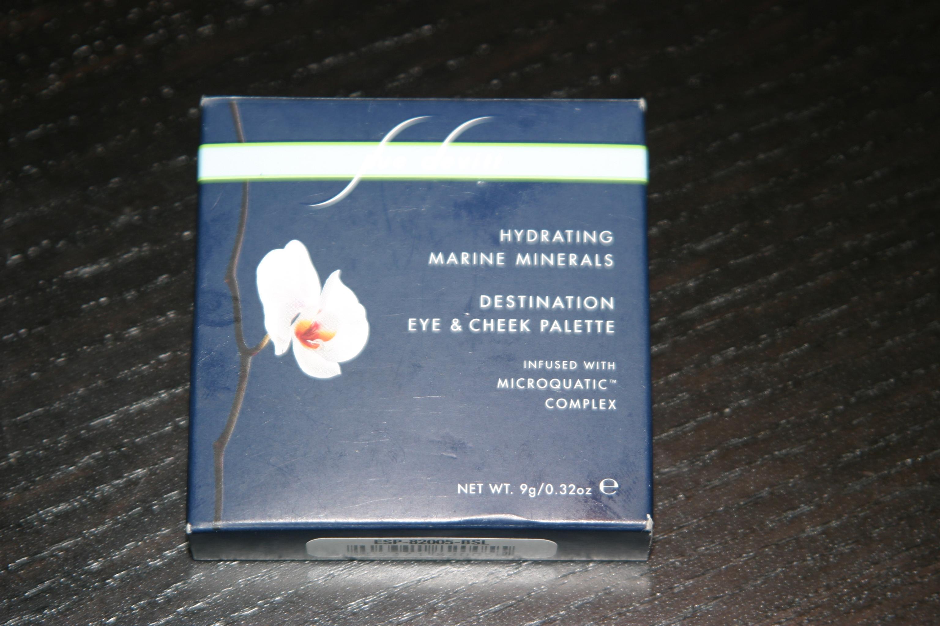 Sue Devitt Hydrating Marine Minerals Destination Eye & Cheek Palette - Beausoleil