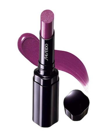 Shiseido Shimmering Rouge in Iron Maiden for Breast Cancer Awareness