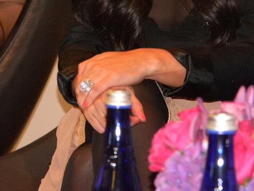 Kim Kardashians engagement ring!