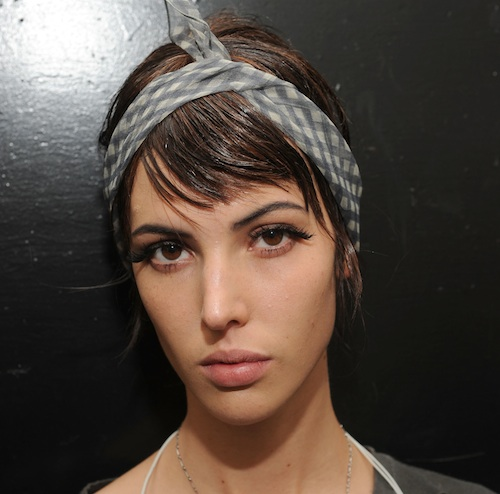 NARS - Marc Jacobs Collection - Back Stage - Spring 2012