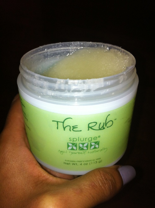 "Splurge Body Rub ""The Rub"""