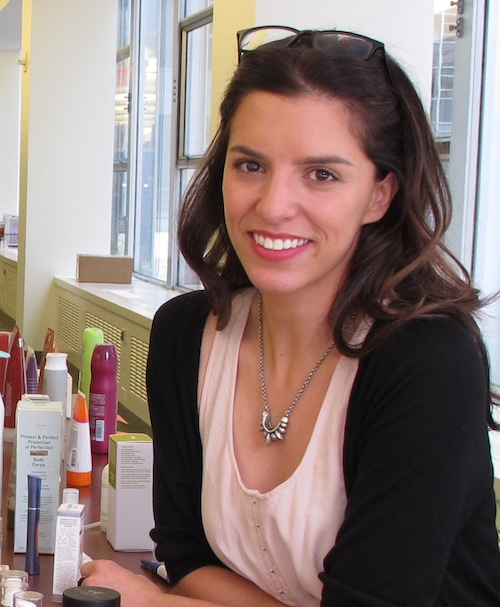 Beauty Editor Jennifer Goldstein of Prevention Magazine