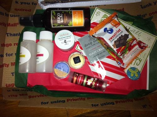 November Eco Emi box