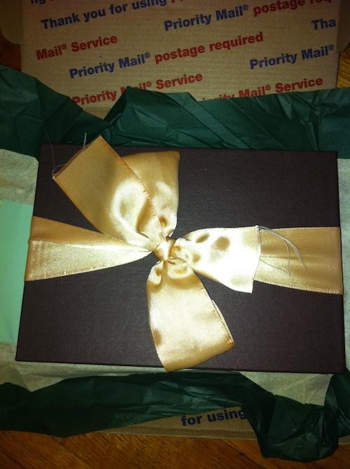 December Eco-Emi packaging