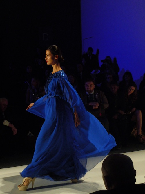 Farah Angsana Fall Winter 2012 at Mercedes Benz Fashion Week