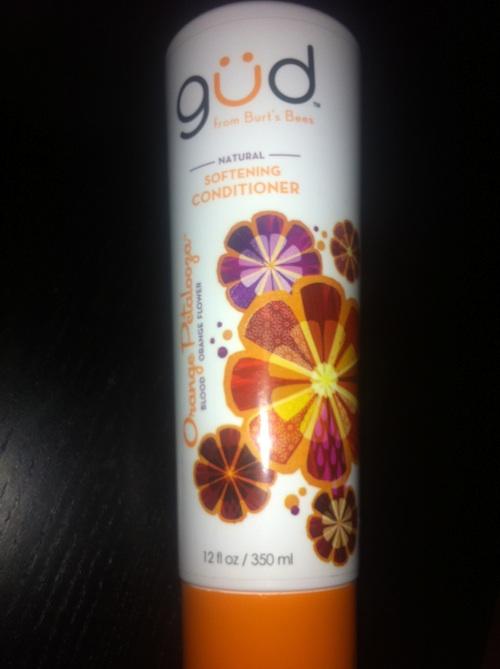 güd orange petalooza softening conditioner