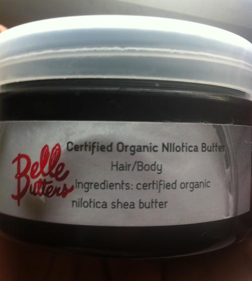 Belle Butters Nilotica Shea Butter