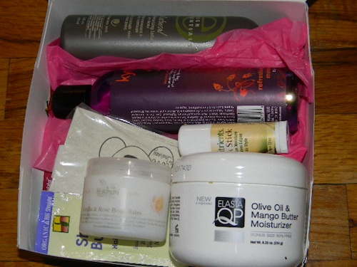 Inside the May 2012 Curlbox